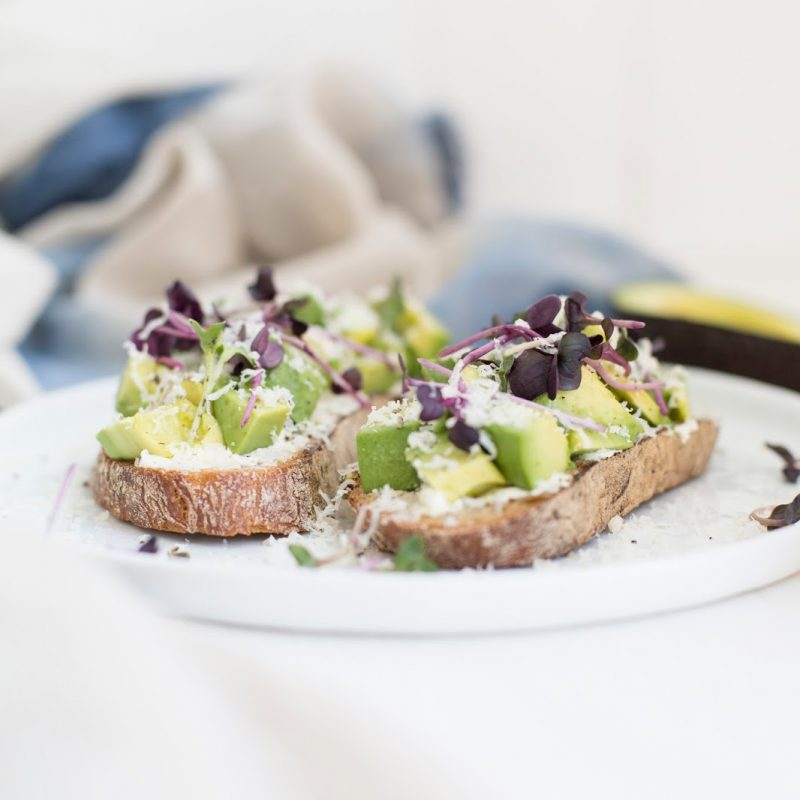 Easy Food – Avocadobrot