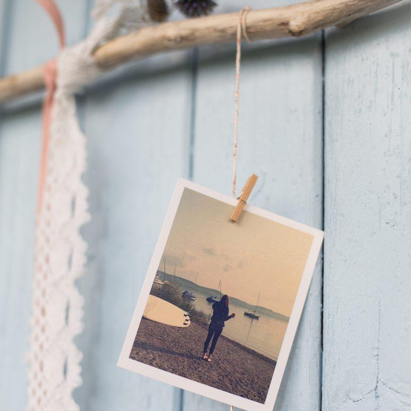 Outdoor Studio – DIY mit Erinnerungsfotos