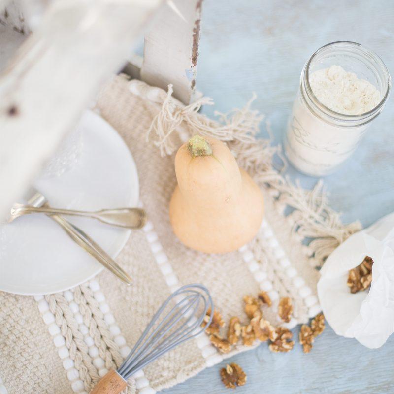 Outdoor Studio – Pfannkuchen mit Kürbisfüllung