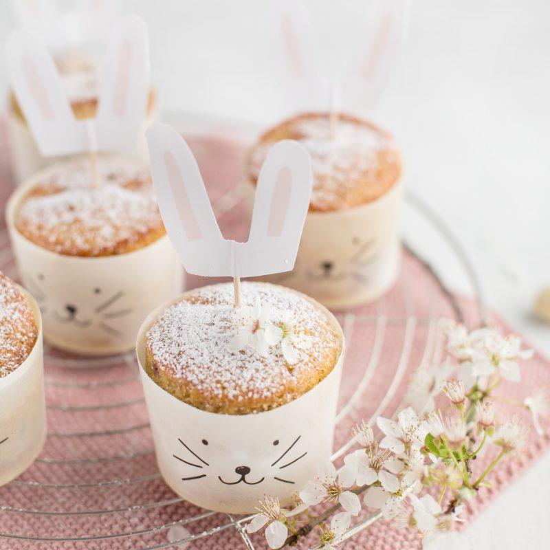 Himbeer Zitronen Cupcakes