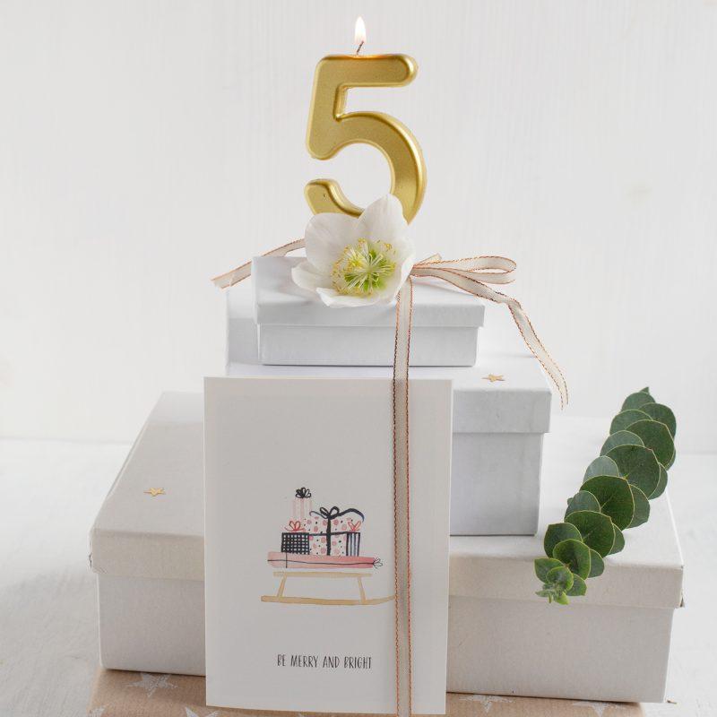 Bloggeburtstag – Detail Lovin' wird schon 5 Jahre alt & Giveaway