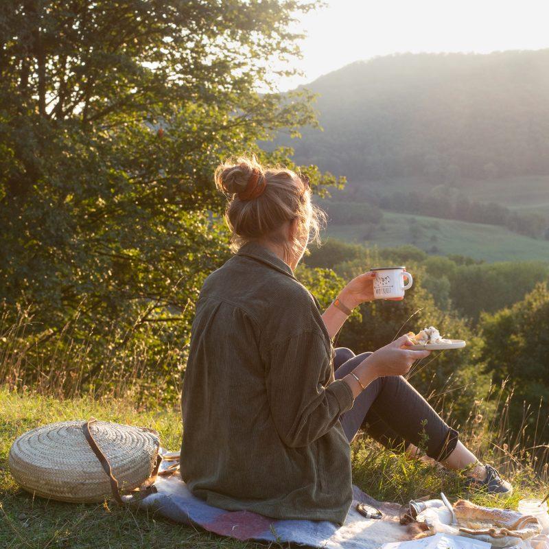 Hygge Giveaway und Birnen-Tarte Rezept